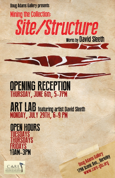 David Sleeth Poster