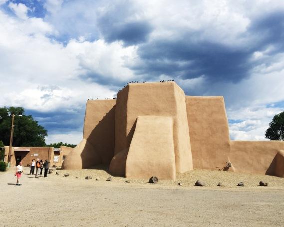 Ranchos Church, Taos, New Mexico