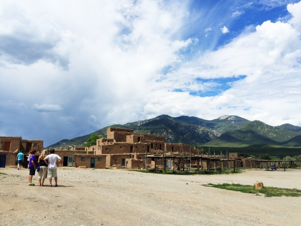 Taos Pueblo, New Mexico, June 2015